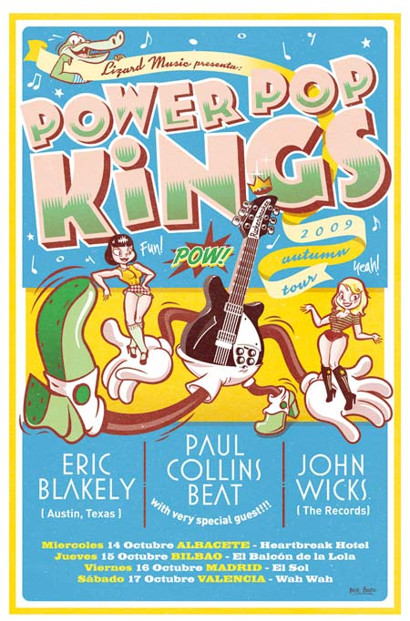 Power Pop Kings poster